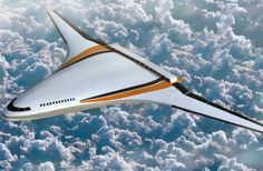 Boing and nasa concept for an electric aircraft