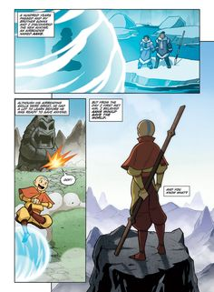 """""""Avatar: The Last Airbender"""" Story Continues"""