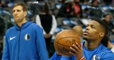 Is the Dennis Smith Jr. experiment at shooting guard the Mavericks' way of projecting how Trae Young might fit?