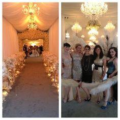 The Gatsby Gala at engage!  Wow!  viva bella events | Cincinnati Wedding Planner