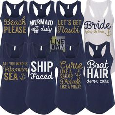 There are plenty of fun bachelorette party ideas that you can implement into your bash. Let the bride get wild one last time before her big day. Bachelorette Cruise, Nautical Bachelorette Party, Bachelorette Party Planning, Bachlorette Party, Bachelorette Party Quotes, Bachelorette Shirts, Queen, Bridesmaid Dress, Party