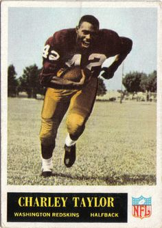 #3 Charley Taylor - 1965 Philadelphia #195
