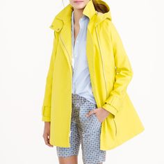 Rank & Style - J.Crew Swing Trench Coat #rankandstyle
