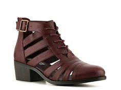 Steve Madden Area Bootie is awesome! I swear these boots were designed just for me.