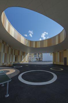 Centro Comunitário Kastelli / Lahdelma & Mahlamäki | ArchDaily Brasil