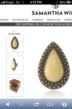 Samantha Willis rings bridemaids Waiting List, Minerals, Bridal, Rings, Ring, Jewelry Rings, Bride, The Bride