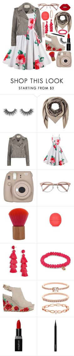 """Cause baby we are alive, here in Death Valley~"" by xblackcatmidnightx ❤ liked on Polyvore featuring Velour Lashes, Lala Berlin, River Island, Fujifilm, Ace, Eos, BaubleBar, Sydney Evan, Kenneth Cole and Accessorize"