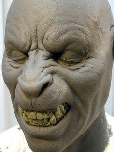 Lobos De Arga sculpt