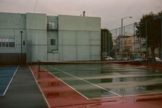 The tennis court behind her former school is where Stevie used to have a lot of fights. Lorde, Imagines, Small Towns, Tennis, High School, Scenery, Wattpad, Architecture, City