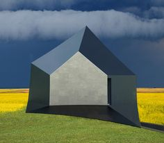 Zodchestvo House - an optical dystopia | ITHAKA - Design & Architecture | Archinect