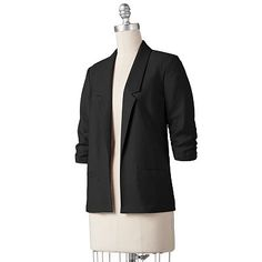 LC Lauren Conrad blazer at Kohl's- Just got this in pink! Super cute! love her line of clothes