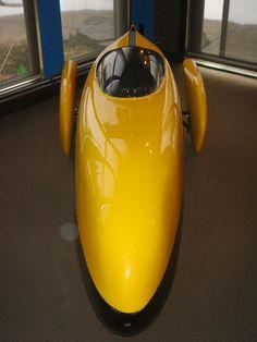 Velomobile News: The Rocket Lean-steer Velomobile