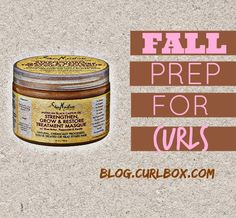 PREP YOUR CURLS FOR FALL - http://blog.curlbox.com/2014/09/16/prep-your-curls-for-fall/