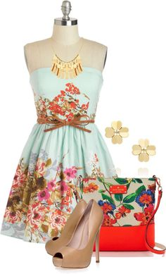 """""""Dress"""" by spherus ❤ liked on Polyvore"""