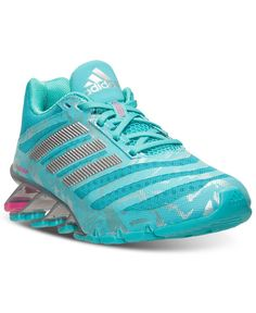 ccec227966ad adidas Women s Springblade Ignite Running Sneakers from Finish Line Running  Sneakers