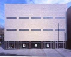 Wallraf-Richartz Museum in Cologne/ O.M.Ungers