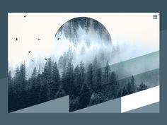 Portfolio-animated by Mokhtar Saghafi