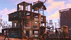 Fallout 4: immagini, video e data d'uscita del DLC Wasteland Workshop