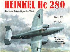 Heinkel He 280 – Waffen Arsenal 108