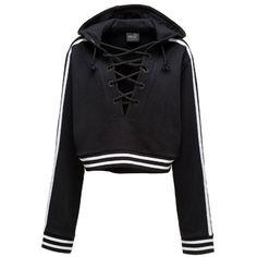 Rihanna x Puma Black Rising Sun Track Jacket (485 BRL) ❤ liked on Polyvore featuring activewear, activewear jackets, track top, warm up jackets, puma activewear, tracksuit jacket and track jacket
