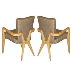Maxime Old Pair of Armchairs   From a unique collection of antique and modern armchairs at https://www.1stdibs.com/furniture/seating/armchairs/