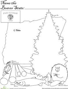 North Carolina State Symbols Coloring Pages sketch