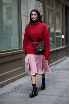 Las fashionistas de Nueva York eligen 'low cost'