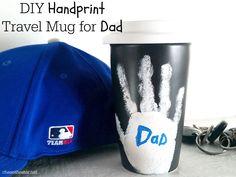 Handprint-Travel-Mug-#michaelsmakers via Chasethestar.net