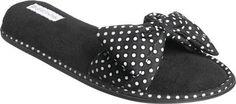 Dearfoams Women's DF117 Slippers ~ Details ->> http://amzn.to/Mfx92J