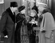 News Photo : Swedish-born American actress Greta Garbo as Anna... Hollywood Cinema, Classic Hollywood, Hollywood Actresses, The Painted Veil, Fredric March, Mata Hari, Film Institute, Female Stars, Best Actress