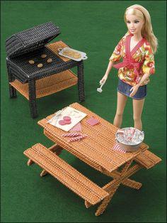 Fashion Doll Furniture for girls