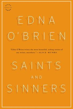 edna o'brien, saints and sinners