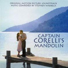 Captain's Corelli's Mandolin by Stephen Warbeck