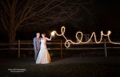 Cool wedding photography at Tekoa Country Club