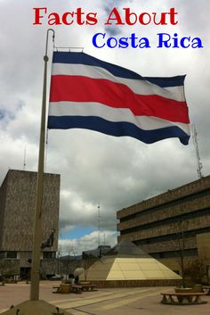 Facts about Costa Rica - learn more about this little country in Central America