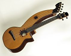 Duane Noble Harp Ukulele