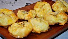 Sabe aquele pãozinho-de-queijo mineiro? Acabou de ser traído por um pão-de-queijo francês... Tem seu charme.