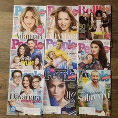 9 People en espanol spanish magazines | Mercari Magazines, Spanish, Baseball Cards, Cover, Happy, People, Books, Beauty, Journals