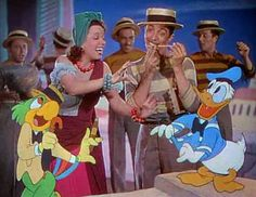 Mike Amato in: A Little Disney'll Do Yah: #7: The Three Caballeros (1944)