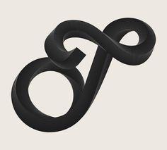 Alphabetica | Type Treatments | Font on Behance