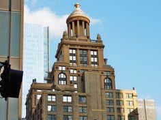 The Esperson Buildings - Historic Downtown Houston Landmarks ...