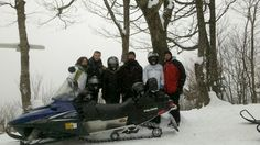 Snowmobile tours allows you to ride safely with an experienced guide. Book yours today! Snowmobile Tours, Guide Book