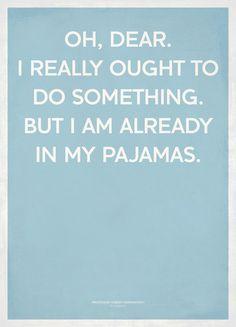 gotta love my jammies.
