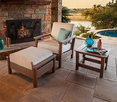 Outdoor Rocking Chairs & Rockers | POLYWOOD®