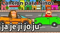 Canción ja je ji jo ju - El Mono Sílabo - Videos Infantiles - Educación ...