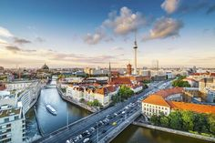 From dancing to drinking to... kite boarding in an abandoned airport: 10 of the best things to see and do in Berlin.