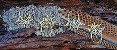 Butterfly Earrings by Forbidden Fruit,  https://www.facebook.com/forbiddenfruitjewelery/app_251458316228