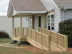 1000+ Images About Ramps And Decks On Pinterest | Decks, Front Porches .