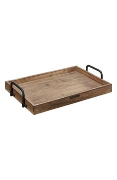 Magnolia Home Wooden Breakfast Tray available at #Nordstrom