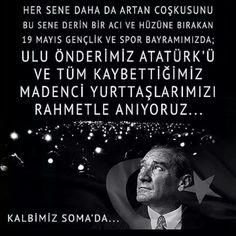 Birinci vazifen, Türk istiklâlini, Türk Cumhuriyetini, ilelebet, muhafaza ve müdafaa etmektir.